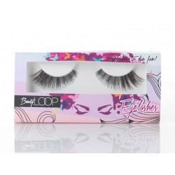 beauty loop eyelashes monica