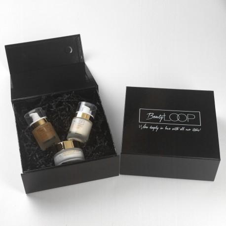 Antiage box (daycream,serum,eyecream)