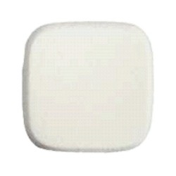 Square make up sponge