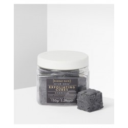 CHARCOAL EXFOLIATING CUBES