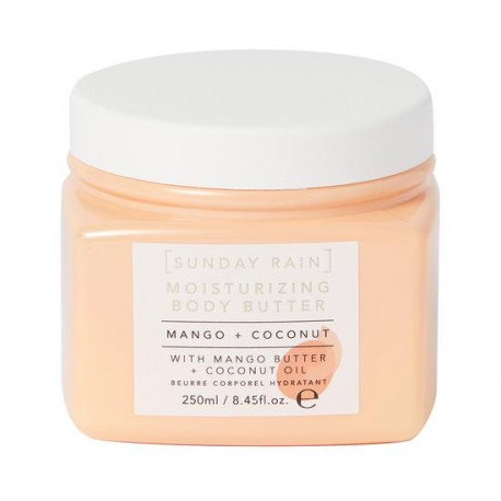 Mango&Coconut Body Butter by Sunday Rain