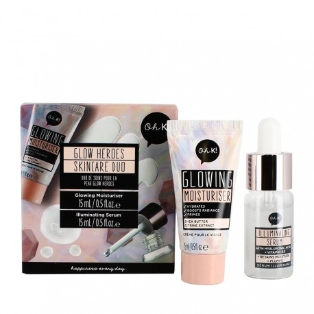 Oh K! Hydration Heroes Skincare Duo